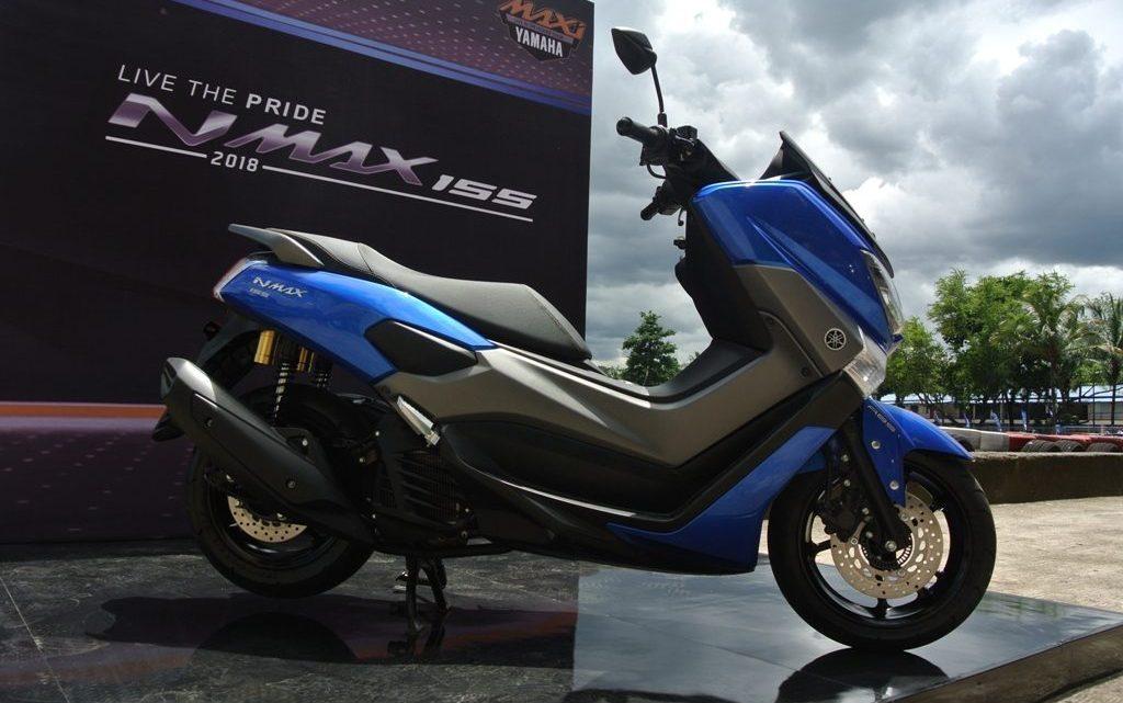 Meski Keluar Model Baru, Ternyata Yamaha NMAX 155 Lama Tetap Diproduksi Loh!