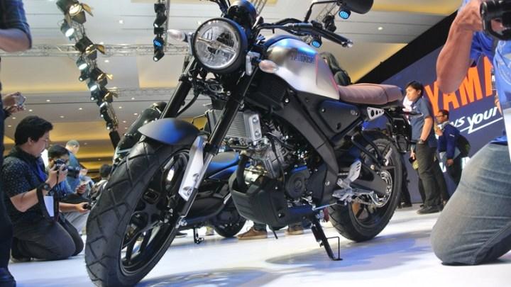 Dipakai Rider Bobot 110kg, Konsumsi BBM Yamaha XSR155 Tembus 49,1 KM/Liter!