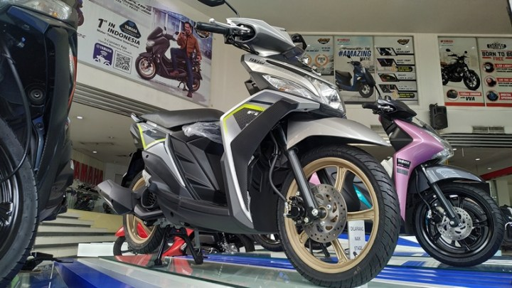 Gak Pelit Sama Konsumen, Semua Skutik Entry Level Yamaha Pakai Mesin 125cc!