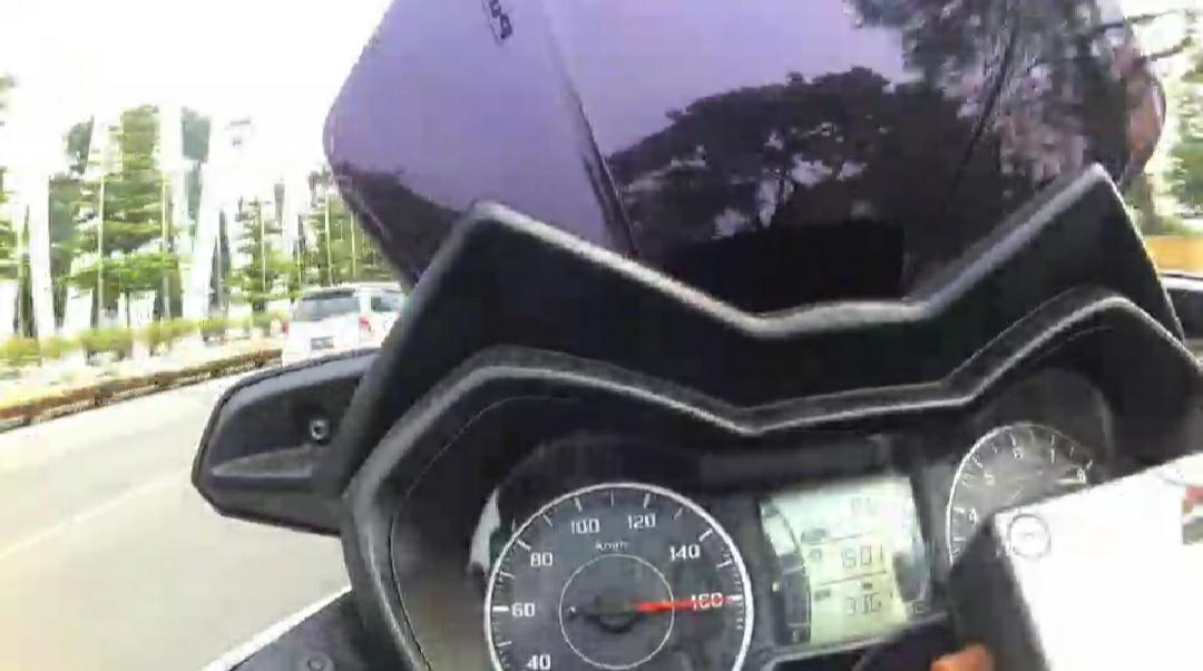 Sadis, Top Speed Yamaha XMAX 250 Garapan XP Modification Ini Tembus 165 Kpj di RPM 9000!
