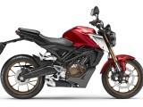 New Honda CB125R 2021