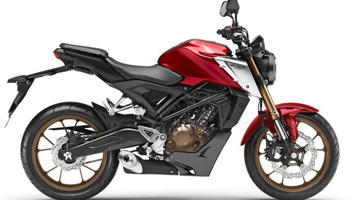 Honda Eropa Rilis New Honda CB125R 2021, Pakai Mesin Baru & USD Ukuran Moge CB650R!