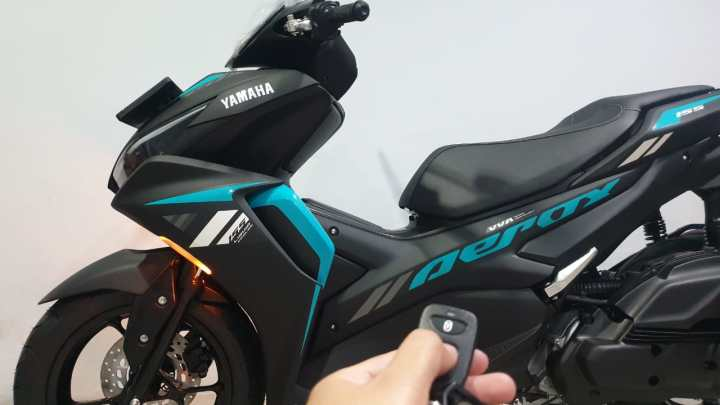Mau Pasang Alarm All New Aerox 155? REV Immobilizer Aja, 100% PnP & Gak Nguras Aki!