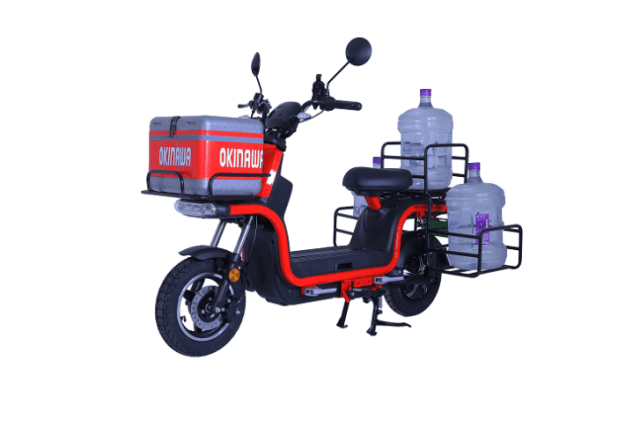 skuter listrik Okinawa Dual