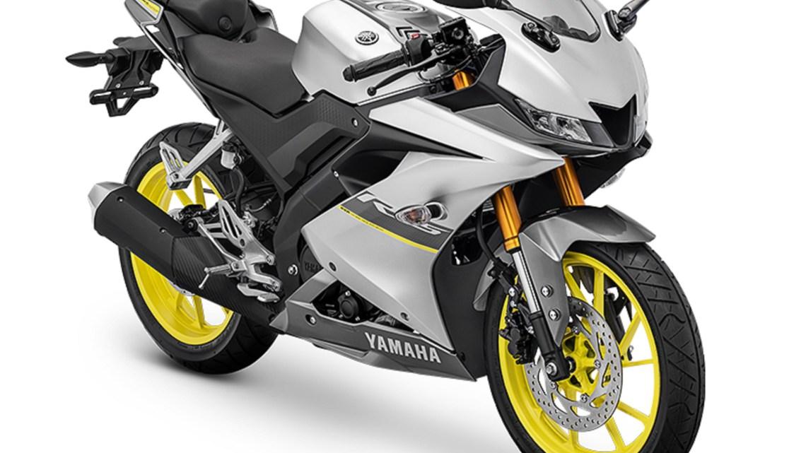 Respon Honda CBR150R, YIMM Rilis 3 Warna Baru Yamaha R15 2021, yang Silver Oke Juga!