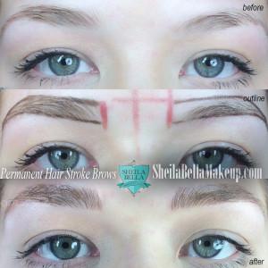 microblading brows sheila bella permanent makeup and microblading