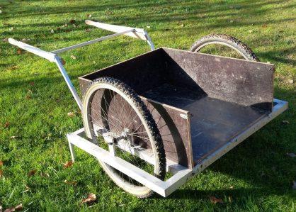 brouette maraicher garden cart