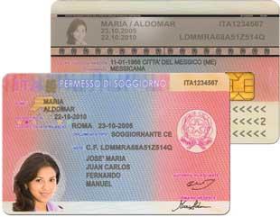 Permesso di soggiorno residency permit shades of umbria for Permesso di soggiorno convivenza more uxorio