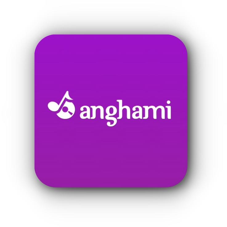Logo di Anghami