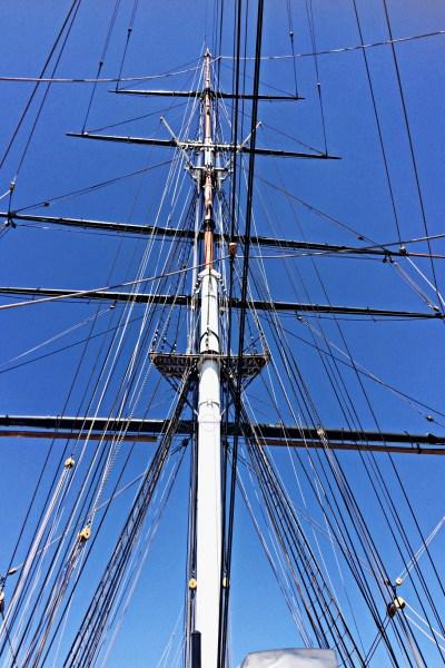 Visitare Londra. Cutty Sark, il prestigioso veliero trasformato in museo interattivo