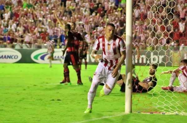 Futebol: Náutico garante vaga na copa do Nordeste em 2020