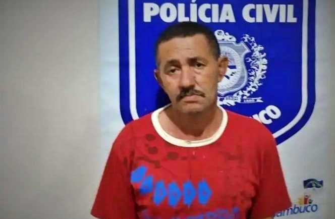 Homem suspeito de matar filho de 6 anos em Garanhuns é preso pela Polícia Civil
