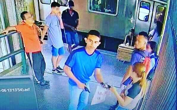 MEDO: Ladrão assusta passageiros em estações do metro de Recife e Jaboatão Pernambuco Notícias