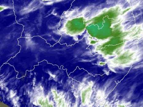 TEMPO: APAC emite alerta de chuvas fortes para esta quinta (9)