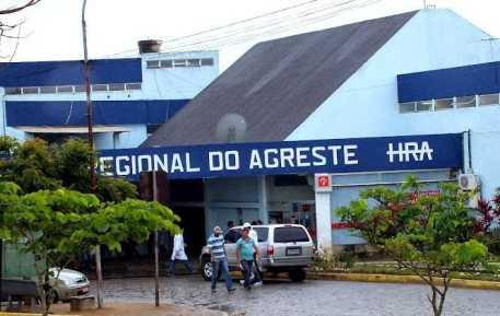 Morre no Hospital Regional do Agreste homem baleado em Gravatá