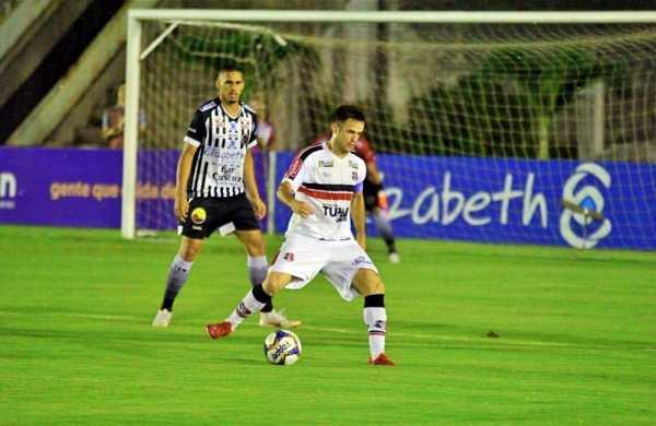 Série C: Santa Cruz empata com o Botafogo na Paraíba