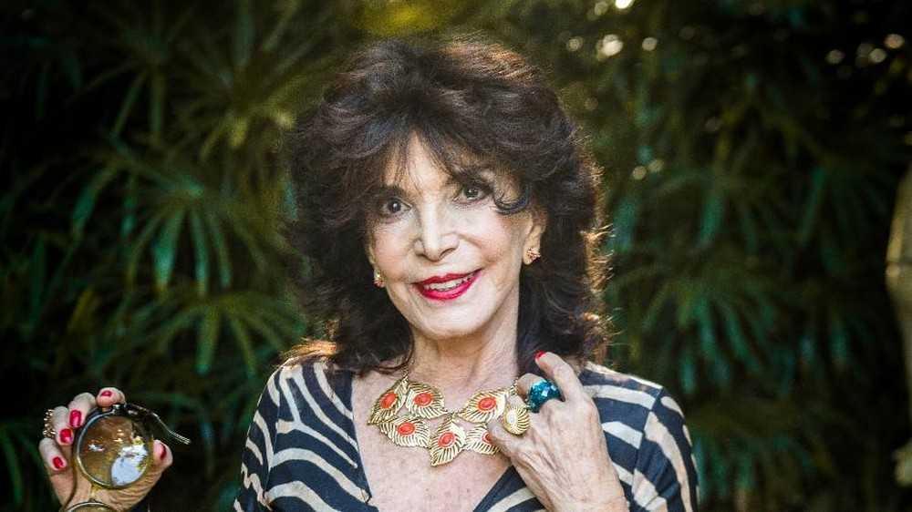 Aos 84 anos, morre a atriz da Globo, Lady Francisco