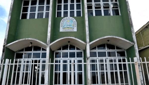 Homem invade igreja e assalta fiéis durante culto na Assembleia de Deus Pernambuco Notícias