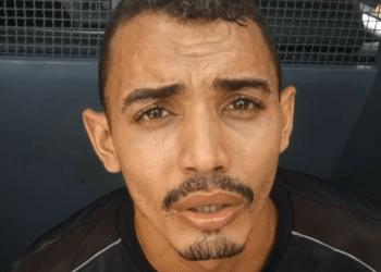 Homem preso após perseguição em Abreu e Lima