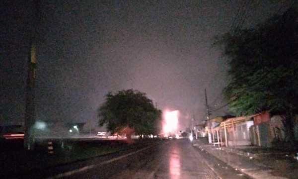 Primeira etapa da via local está sem iluminação em Gravatá Pernambuco Notícias