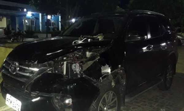 Deputado Diogo Moraes se envolve em acidente no sertão de Pernambuco Pernambuco Notícias