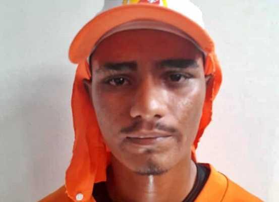Gari preso traficando drogas enquanto coletava lixo em Caruaru