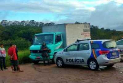 Caminhoneiro é executado com tiros na cabeça em Brejão Pernambuco Notícias