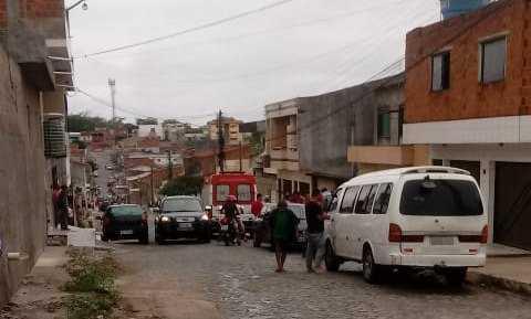 HOMICÍDIO: Homem assassinado a tiros em Caruaru