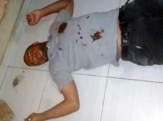 Usando ketchup para parecer sangue, homem forja a própria morte em Pernambuco
