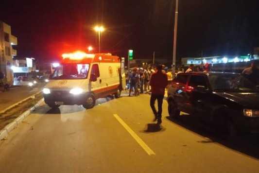 Casal fica gravemente ferido em acidente na PE-160 Pernambuco Notícias