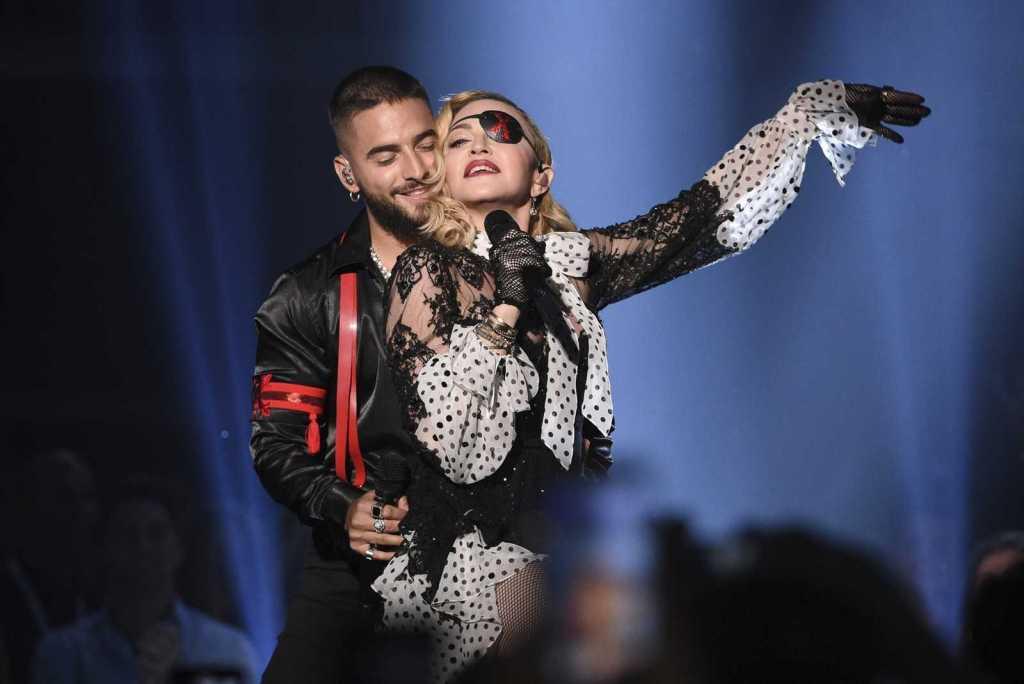 """""""Madame X"""" de Madonna está entre os assuntos mais comentados do mundo da música"""