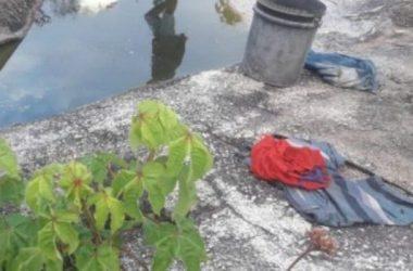 Homem morre afogado no Sítio Caiana e corpo foi localizado por uma criança
