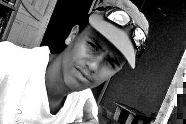 Rapaz assassinado quando pedalava bicicleta em Catende
