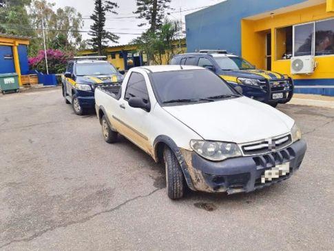 Homem preso em Garanhuns após fugir da PRF com carro roubado