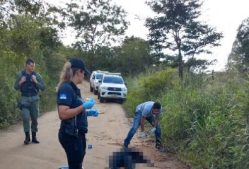 Dia começa com homicídio registrado na zona rural de Caruaru