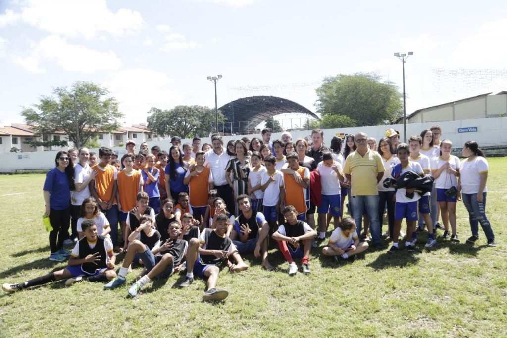 Colônia de Férias: Prefeitura promove atividades lúdicas e esportivas para estudantes durante recesso escolar