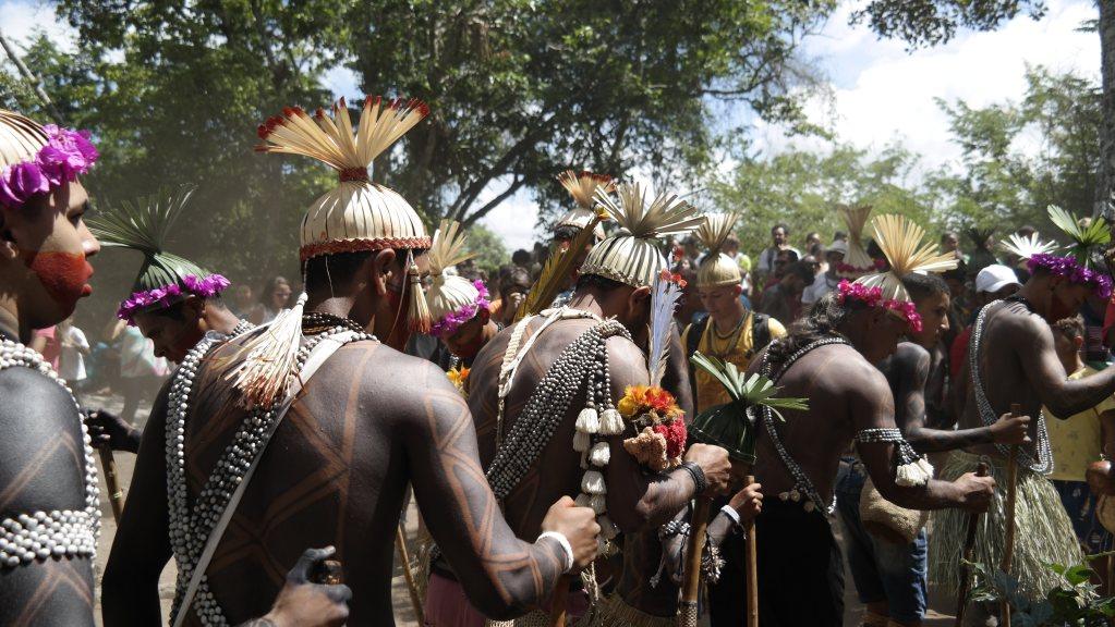 SJDH leva ação de cidadania para povos indígenas e quilombolas