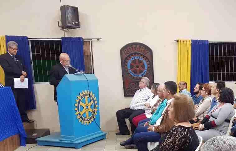 Rotary Club de Gravatá escolhe novo presidente para o biênio 2019/2020
