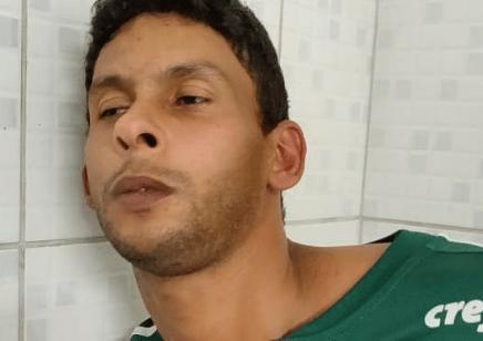 Polícia Militar prende homem acusado de roubar mulher no pátio de eventos de Caruaru