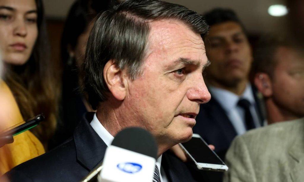 """Bolsonaro diz que não chamou nordestinos de """"Paraíba"""""""
