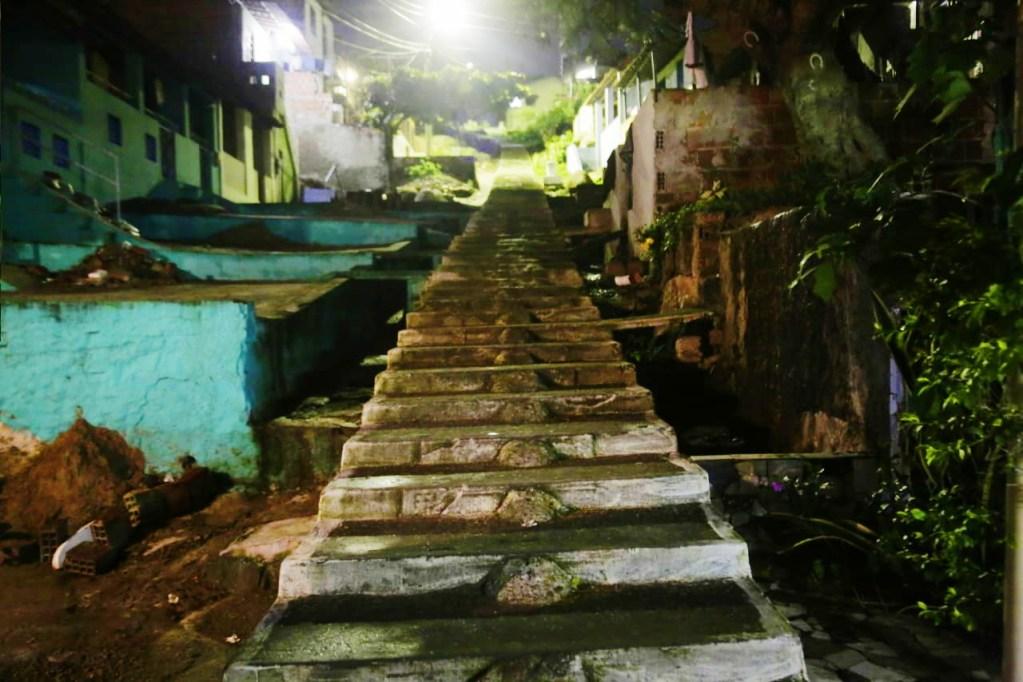 Gravatá: Prefeito anuncia restauração da Escadaria da Felicidade