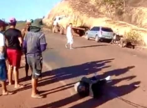 Agricultor morre em acidente de moto no interior de Pernambuco