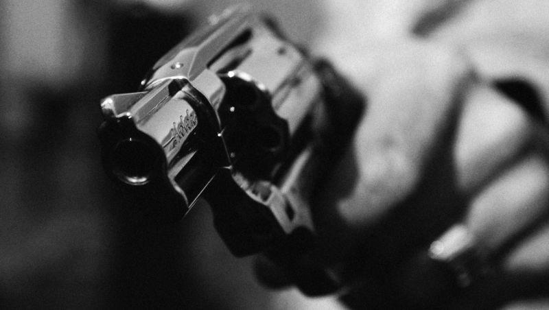 Homem morto a tiros em Trindade