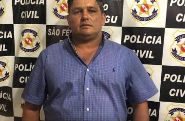 Polícia Civil prende homem suspeito de mandar matar vice-prefeito de Cumaru (PE)