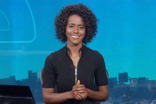 Sucesso de Maju Coutinho incomoda colegas da Rede Globo