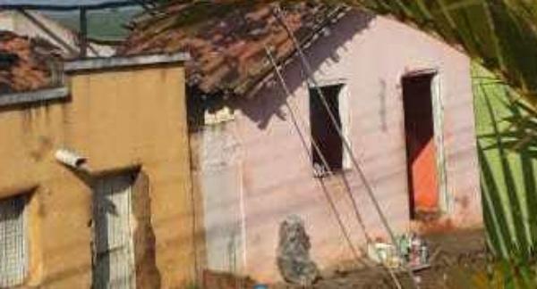 Vazamento de gás de cozinha provoca destruição de casa em no interior de Pernambuco