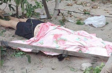 Mulher assassinada pelo ex-marido no interior; suspeito está foragido