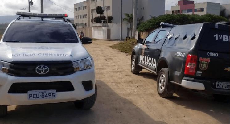 Homicídio: Ex-presidiário assassinado a tiros em Caruaru