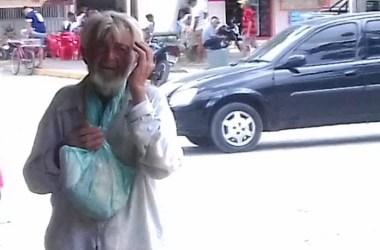 Desorientado, idoso está perdido na cidade de Primavera