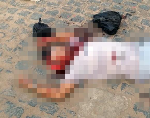 Coveiro assassinado em frente de cemitério de Itaquitinga (PE)